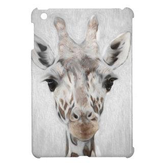 Majestic Giraffe Portrayed multiproduct selected iPad Mini Case