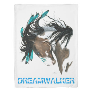 Majestic Horse Bedding Duvet by Bihrle