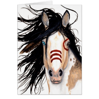 Majestic Horse by BiHrLe Card