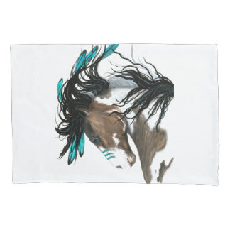 Majestic Horse Pillowcase Bedroom Decor by Bihrle