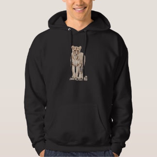 Majestic Lioness Hoodie
