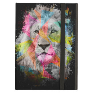 Majestic male lion case for iPad air