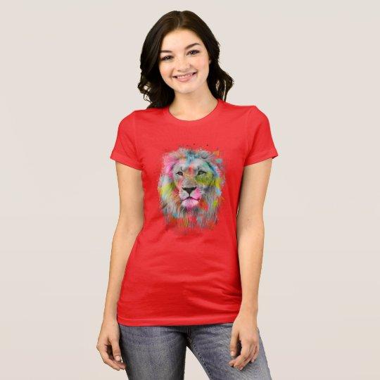 Majestic male lion T-Shirt
