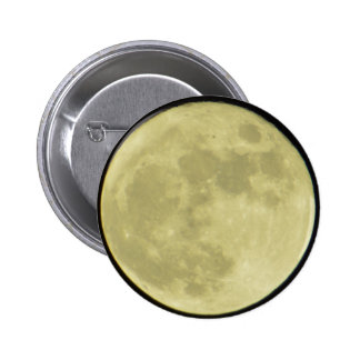 Majestic Moon 2 Inch Round Button