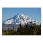 Majestic Mt. Rainier Card