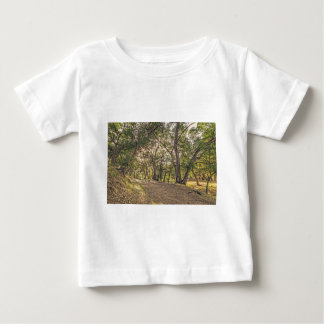 Majestic Oaks of The Whitney Canyon Trail Baby T-Shirt