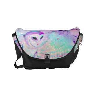 Majestic Owl Courier Bags