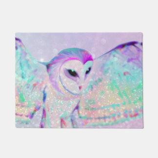 Majestic Owl Doormat
