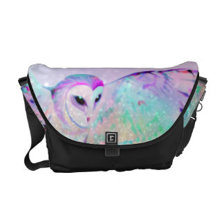 Majestic Owl Messenger Bags