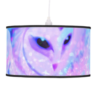 Majestic Owl Pendant Lamp