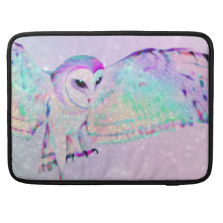 Majestic Owl Sleeve For MacBook Pro