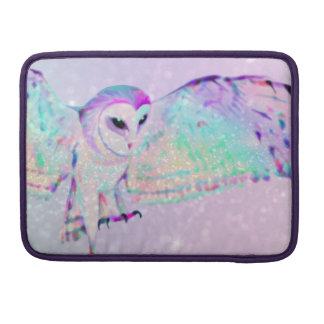 Majestic Owl Sleeve For MacBooks