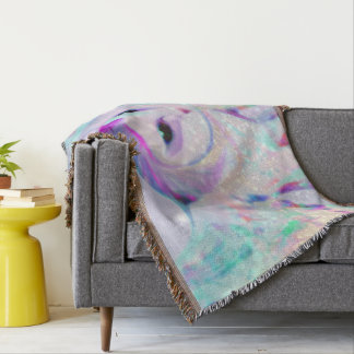 Majestic Owl Throw Blanket