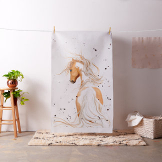 Majestic Palomino Paint by Bihrle Fabric