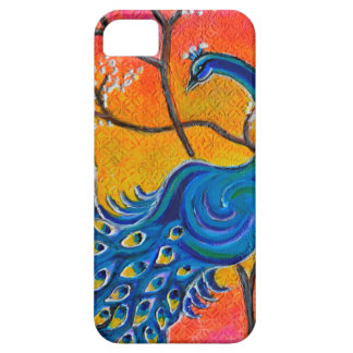 Majestic Peacock Case For The iPhone 5