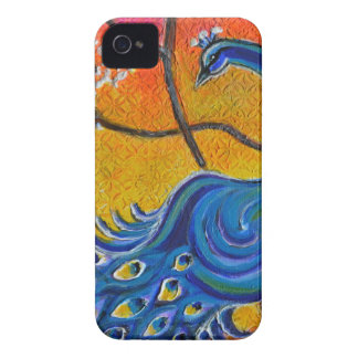 Majestic Peacock iPhone 4 Cover
