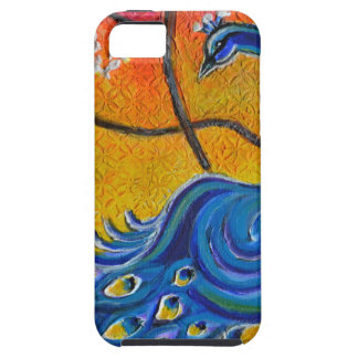 Majestic Peacock iPhone 5 Cover