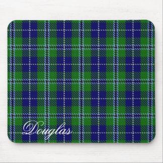 Majestic Scottish Clan Douglas Tartan Mouse Pad