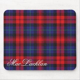 Majestic Scottish Clan MacLachlan Tartan Mouse Pad