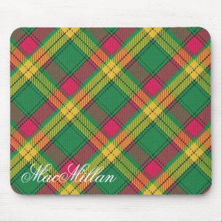 Majestic Scottish Clan MacMillan Tartan Mouse Pad