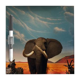 Majestic Stature Dry Erase Board