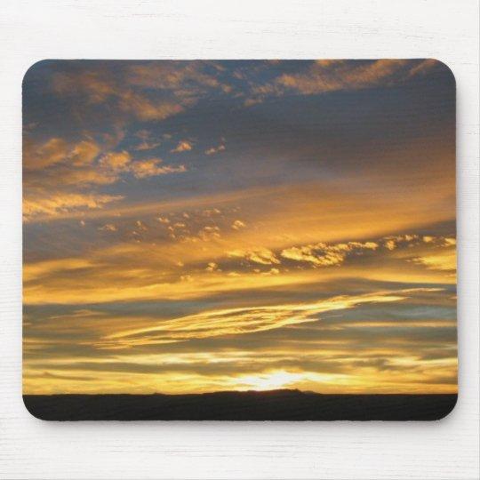 Majestic Sunset Mouse Pad
