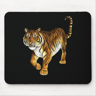 Majestic Tiger Mouse Pad