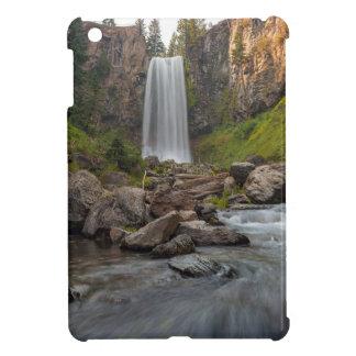 Majestic Tumalo Falls in Central Oregon USA Cover For The iPad Mini