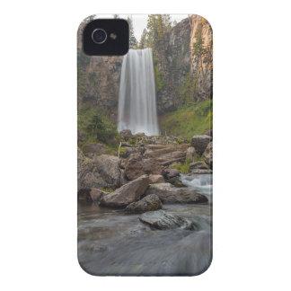 Majestic Tumalo Falls in Central Oregon USA iPhone 4 Case