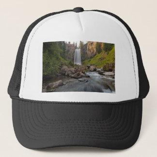 Majestic Tumalo Falls in Central Oregon USA Trucker Hat