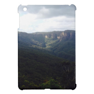 Majestic View Blue Mountains Ipad Case