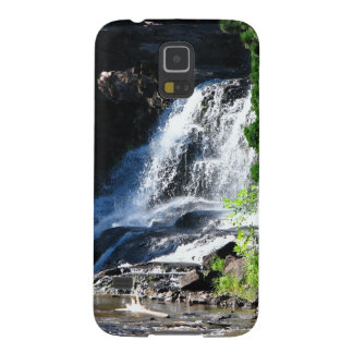 Majestic Waterfall at Gooseberry Falls – Nature Galaxy S5 Cover