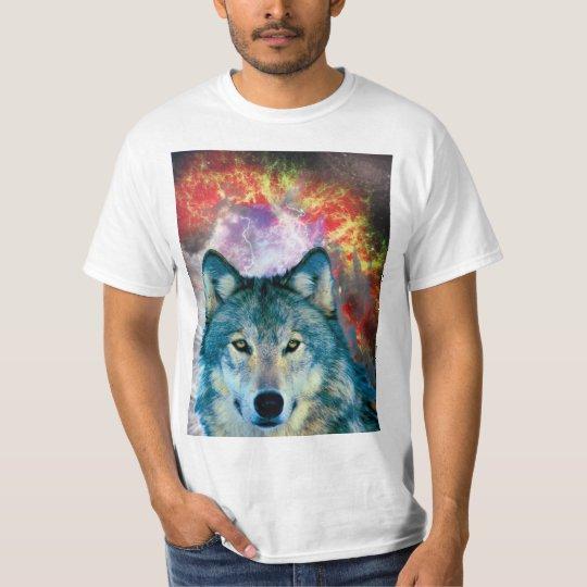 Majestic Wolf T-Shirt