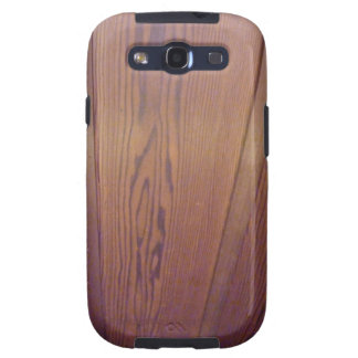 Majestic Wood Designs_1 by GRASSROOTSDESIGNS4U Galaxy S3 Cover