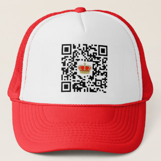 MAJESTIC WORLD - ROYAL - DESIGN of M.A.MARTIN Trucker Hat