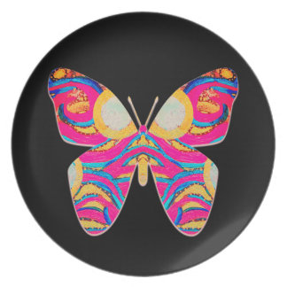 Majin Butterfly Dinner Plate