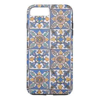 Majolica Pattern Handmade Wall Tiles iPhone 8 Plus/7 Plus Case