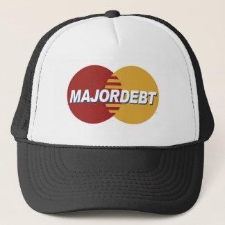Major Debt Hat