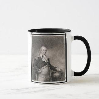Major General Henry Knox (1750-1806) engraved by J Mug