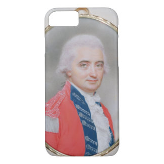 Major General Sir Barry Close (d.1813) 1794 (w/c a iPhone 7 Case