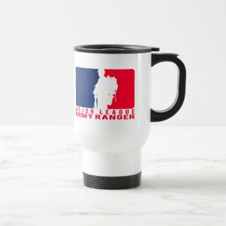 Major League Army Ranger Stainless Steel Travel Mug