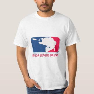 Major League Bassin Largemouth Bass Angler T-shirts