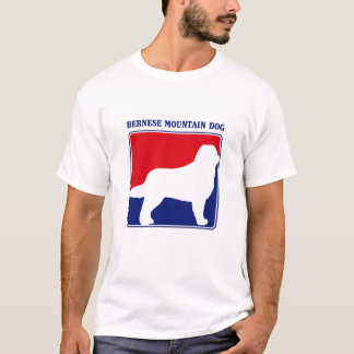 Major League Bernese Mountain Dog t-shirt