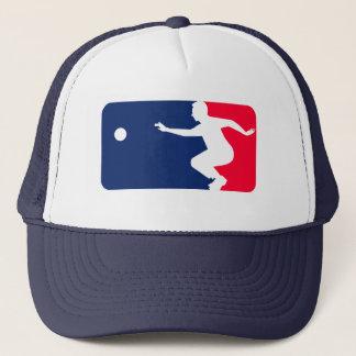 Major League Bocce Ball Trucker Hat