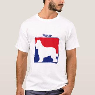 Major League Briard t-shirt
