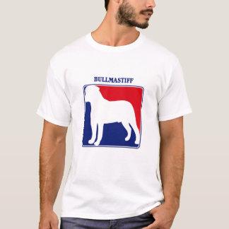 Major League Bullmastiff t-shirt