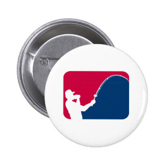 Major League Fishing 2 Inch Round Button