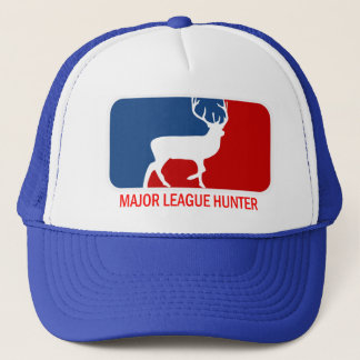 Major League Hunter Trucker Hat