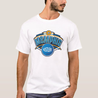 Major League Kickball Memphis Hustlers Tshirt