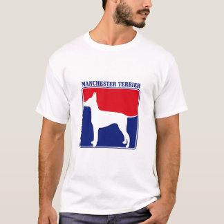 Major League Manchester Terrier t-shirt